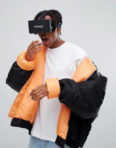 occhiali realtà virtuale asos